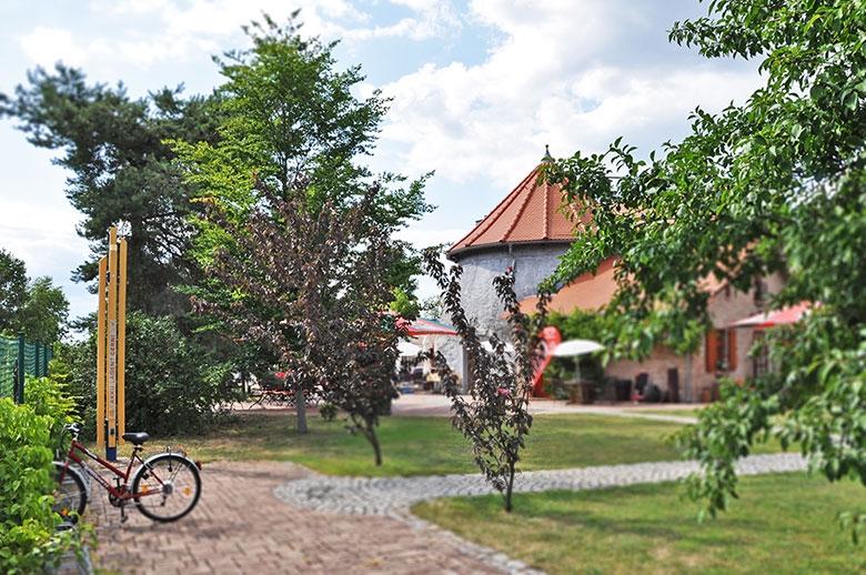 E Bike freundliche Region